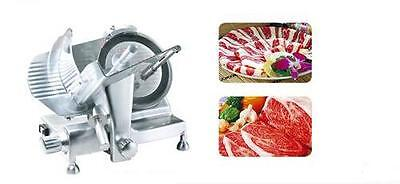 New 275mm 11 Luxury Commercial Semi-automatic Meat Slicer