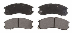 UNDERCAR MD399 SEMI-METALLIC DISC BRAKE PADS (Box 2) D399