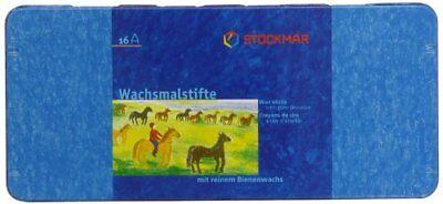 - Stockmar Beeswax Stick Crayons, Set of 16