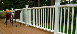 Decking Construction Services