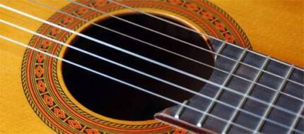 Guitar Lessons all levels
