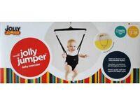 NEW Jolly Jumper Baby Exerciser