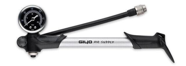 Giyo Analog Dial Gauge Shock Pump