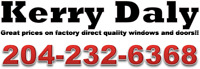 Great prices on factory direct quality windows and doors!!