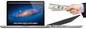 Cash for Damaged Used MacBook Pro Air iMacs