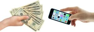 I will buy your iPhones asap cash money