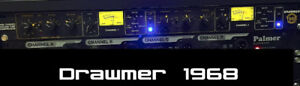 Drawmer 2 Bus Stereo Compressor 1968