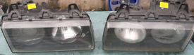 E36 bmw headlights