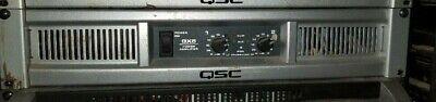 Qsc 2 Channel Amplifier (QSC GX-5 2 Channel Amplifier )