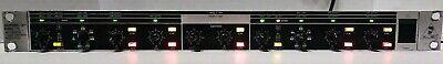 Behringer Super X Pro High Precision Stereo CX2310 2 Way 3 Way Crossover Tested segunda mano  Embacar hacia Mexico