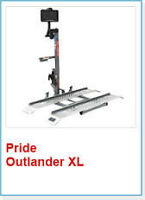 Pride Outlander XL Exterior Lift
