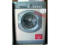 Hotpoint Washing Machine Eco 7kg 1300 Spin - LOCAL FREE DELIVERY