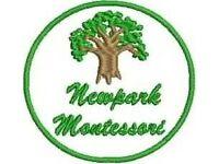 Montessori Classroom Assistant, N5, £9.75