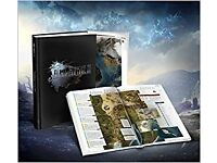 Final Fantasy 15 Official Limited Edition Guide - Very good condition, collection only