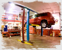 Affordable licensed and certified mechanic shop