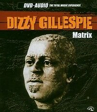 Dizzy Gillespie-Matrix-DVD Audio- New and sealed