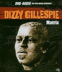 Dizzy Gillespie-Matrix-DVD Audio- New and sealed