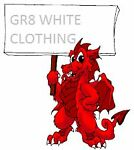 GR8 WHITE CLOTHING