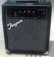 Traynor TGM15 Guitar Mate 15 AMP GREAT WORKING & COSMETIC CONDIT