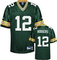 Brand New Green Bay Packers Jersey (Aaron Rodgers)