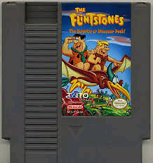 LOOKING FOR Flintstones the Surprise at Dinosaur Peak for NES