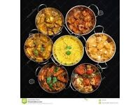 ASIAN FOOD PREPARED ON ORDER FOR HOUSE PARTIES/INDIAN FOOD