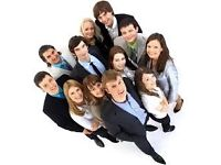 Looking for 5 Lithuanian speakers Renting Rooms training provided 400-600pw