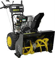 Snowblower and all other power equipment repairs.