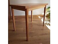 IKEA Birch colour Dining Table
