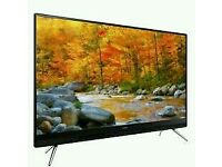 "New boxed samsung 49"" LED tv built in usb player HD freeview. UE49K5100."