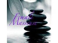 Female Masseuse