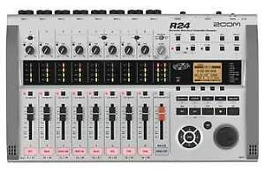 Zoom R24 Digital Multitrack Recorder Interface Controller