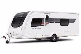 Eccles Sterling Ruby 4 Berth Caravan 2011