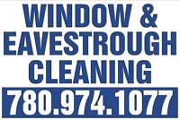 Window Cleaning, Eavestrough Cleaning, Pressure Washing