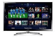 Samsung Plasma TV Screen