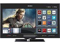 """42"""" BUSH LED SMART TV BUILT IN WIFI"""