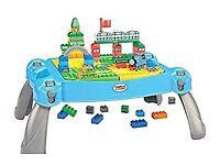 Mega Bloks Thomas Maxi Table