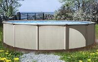 24' Above Ground Swimming Pool 30 Year Warranty