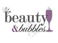 Pamper and Prosecco product launch night!