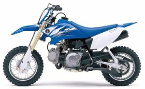 WANTED: Yamaha TTR50 or Honda CRF50