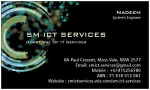 SM ICT Services Moss Vale Bowral Area Preview