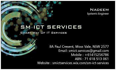 SM ICT Services