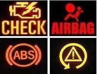 Do you have Check engine, ABS, Airbag light on? Let me scan!