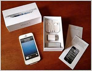 NEW APPLE IPHONE 5 BOX - BUY EMPTY OR WITH ACCESSORIES Regina Regina Area image 2