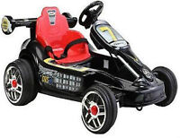 New Child Ride On Go Cart with Remote Controller Forward Reverse