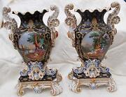 Antique Porcelain Urn