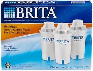 Water Filter Brita (9)- 50% discount