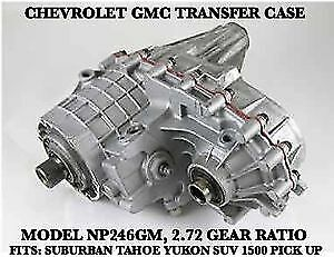 2003-UP GMC CHEVROLET TRANSFER CASE MODEL NP246
