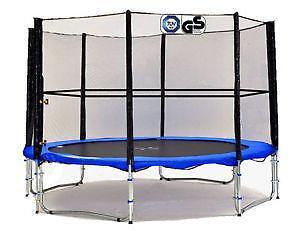 gartentrampolin g nstig online kaufen bei ebay. Black Bedroom Furniture Sets. Home Design Ideas