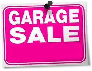 3 Family Garage Sale Last 1 for this year